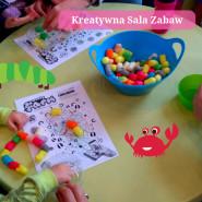 Kreatywne zajęcia ogólnorozwojowe dla maluszków
