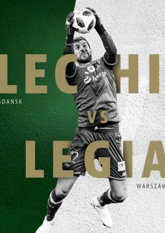 LECHIA Gdańsk - Legia Warszawa