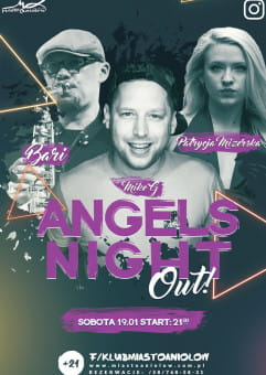 Angels Night Out - Patrycja Mizerska & Bari & Mike G