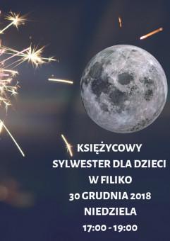 Księżycowy Sylwester dla dzieci