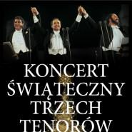 Koncert świąteczny trzech tenorów. Wiedeń 1999