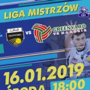 Siatkówka mężczyzn: TREFL Gdańsk - Greenyard Maaseik