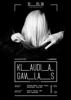 Protokultura IV urodziny I Klaudia Gawlas