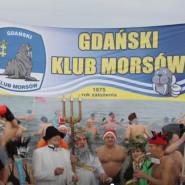 Noworoczna Kąpiel Morsów