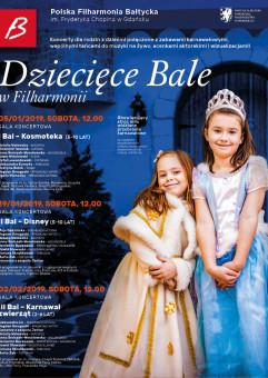 II Bal Dziecięcy: Disney - Muzyka zaklęta w baśni. PRZEŁOŻONY