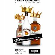 Trzej Królowie w Autsajderze :: 05.01