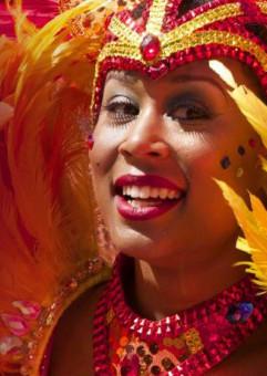 The Samba Carnival ESN Party