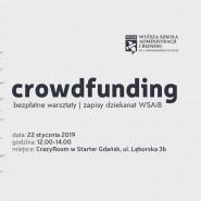 Wykorzystaj potencjał crowdfundingu - warsztaty dla studentów