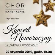 Koncert Noworoczny - We Will Rock You
