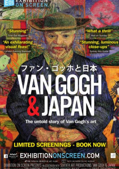 Sztuka w Centrum. Van Gogh i Japonia