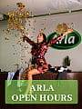 Arla Open Hours