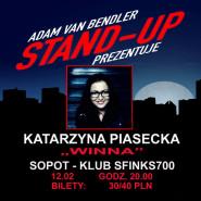 Zmiana daty: Adam Van Bendler Prezentuje: Katarzyna Piasecka