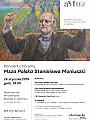 MSZA POLSKA Stanisława Moniuszki. Koncert chóralny / aMuz