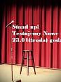 Stand Up - Testujemy Nowe w 107!