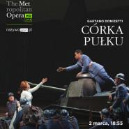 Opera Met: Córka pułku