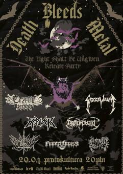 Death Bleeds Metal