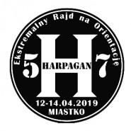 Ekstremalny Rajd na Orientację Harpagan 57
