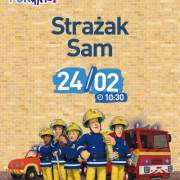 Bilety do kina na Filmowe Poranki: Strażak Sam