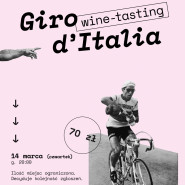 Giro d'Italia Wine-Tasting