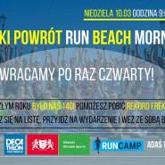Run Beach Morning