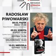 Biesiada Literacka - Radosław Piwowarski
