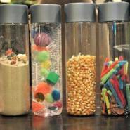 Butelki sensoryczne - warsztaty plastyczne