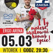 Siatkówka mężczyzn: TREFL Gdańsk - ZAKSA Kędzierzyn-Koźle