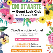 Dni otwarte w Good Luck Club