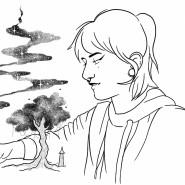 Mrcl Cosmic treeflections - wernisaż