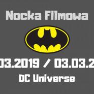 Nocka Filmowa - Uniwersum DC