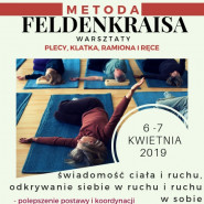 Metoda Feldenkraisa - plecy, klatka, ramiona, ręce