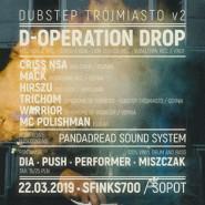 Dubstep Trójmiasto vol. 2 - D-Operation Drop - zmiana terminu