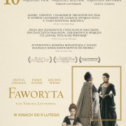 Bilety na Kino Konesera: Faworyta