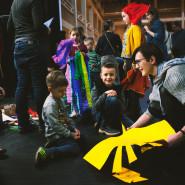 Rodzinne warsztaty u Szekspira: lalki teatralne