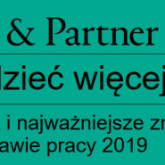 PPK i zmiany w prawie pracy w 2019 r.