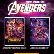 Mini Maraton Avengers