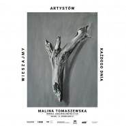 Malina Tomaszewska - Wieszajmy artystów każdego dnia