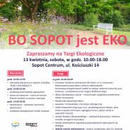 BO Sopot jest EKO - targi ekologiczne