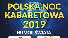 Bilety na Polską Noc Kabaretową 2019