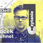 Jacek Dehnel. Pierwsze czytanie s03e01