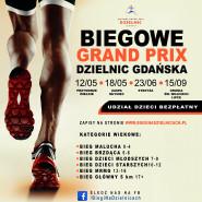Biegowe GP Dzielnic Gdańska -  GP Przymorze Wielkie