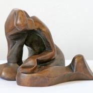 Hominem quaero - z kolekcji Centrum Rzeźby Polskiej w Orońsku