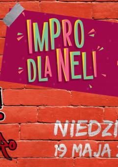 Akcja Charytatywna Impro dla Neli