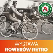 Wystawa zabytkowych rowerów z XIX i XX wieku