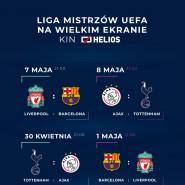 Liga Mistrzów UEFA: Liverpool FC - FC Barcelona