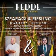 Szparagi & Riesling - kolacja degustacyjna z winem