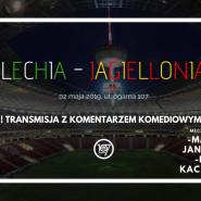 Lechia - Jagiellonia Finał Pucharu Polski z komentarzem na żywo!