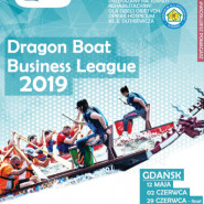 Dragon Boat Business League - Smocze Łodzie