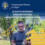 III Festyn Sportowy o Puchar JM Rektora Uniwersytetu Morskiego w Gdyni