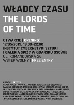 Ogólnopolska wystawa sztuki współczesnej pt: Władcy Czasu